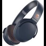Casti On-Ear Skullcandy Riff, Bluetooth, Albastru