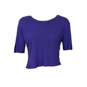 Tricou ZARA Basic Dark Blue