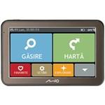 """Sistem de navigatie Mio Spirit 7500 LM, diagonala 5"""", Full Europe + actualizari gratuite pe viata"""
