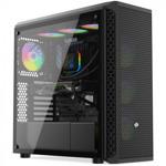 PC Gaming Magnus, AMD Ryzen 9 5900X 3.7 GHz, 32GB DDR4, 2TB SSD, RTX 3080 10GB GDDR6X, Iluminare RGB, Windows 10 Home preinstalat (Game Ready)