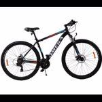 """Bicicleta mountainbike Omega Thomas 29"""" 2019, multicolor, 46cm"""