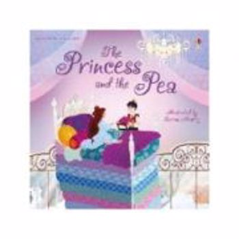Princess and the Pea, Paperback