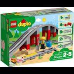 LEGO DUPLO Pod si Sine de Cale Ferata 10872