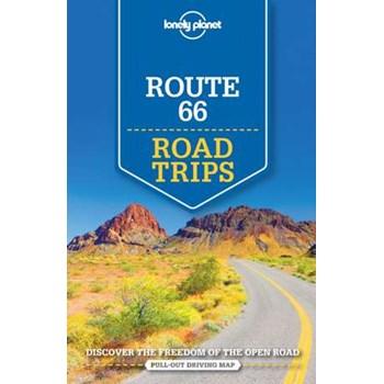 Lonely Planet Route 66 Road Trips (Ghiduri de călătorie Lonely Planet)