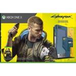 Consola MICROSOFT Xbox One X 1TB, Cyberpunk 2077 Limited Edition + joc Cyberpunk 2077 (cod download)