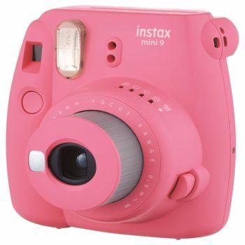 Camera foto instant Fujifilm Instax mini 9 Roz 4547410349467