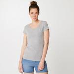 Tricou pentru femei - INEXTENSO - GRI