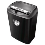 Distrugator documente Fellowes 75 Cs, 12 coli, 26 l