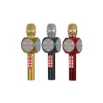 Microfon pentru Karaoke disco LED - Wireless hifi