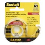 Banda dublu adeziva cu Dispenser Scotch, 12mm x 6.3m