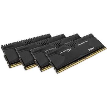 KINGSTON Memorii 16GB 2133MHz DDR4 (Kit of 4) XMP Predator Series