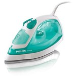 Fier de calcat Philips PowerLife GC292070 Talpa SteamGlide 2200W Anti-picurare Verde