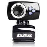 Camera web 4World 10133, 2MP, USB 2.0, microfon