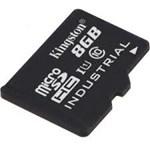 Card memorie Kingston MICROSDHC SDCIT/8GBSP, 8GB, UHS-I W/O, ADAPTER SD KS