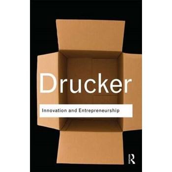 Innovation and Entrepreneurship (Routledge)