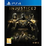 Joc Warner Bros INJUSTICE 2 LEGENDARY STEELBOOK EDITION pentru PlayStation 4