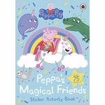 Peppa Pig: Peppa's Magical Friends Sticker Activity