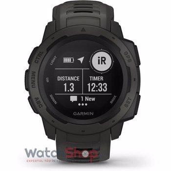 Smartwatch GPS Watch Garmin INSTINCT GRAPHITE